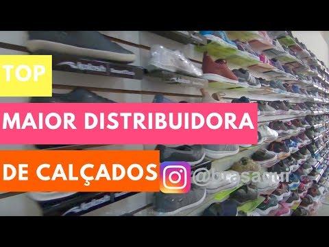 e3f171ebe BRÁS MAIOR DISTRIBUIDORA DE CALÇADOS NO ATACADO | MOLECA | HAVAIANA  |IPANEMA | OLYMPIKUS | AZALEIA - YouTube