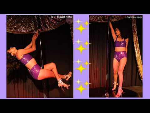 My first Pole Dancing Performance