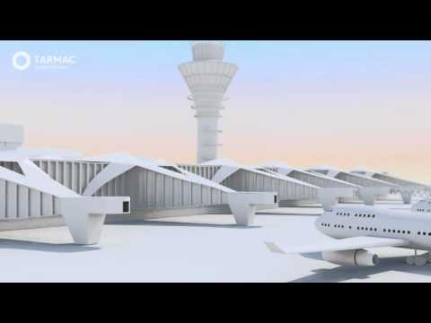 Tarmac | Constructive Thinking in Airport Infrastructure - Future
