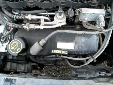 2000 ford ranger engine diagram two speed starter wiring windstar 3 8l v 6 automatic youtube