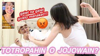 TOTROPAHIN O JOJOWAIN CHALLENGE | TEAM EBS