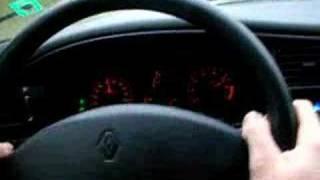 Renault 19 1.8i 107bhp test drive