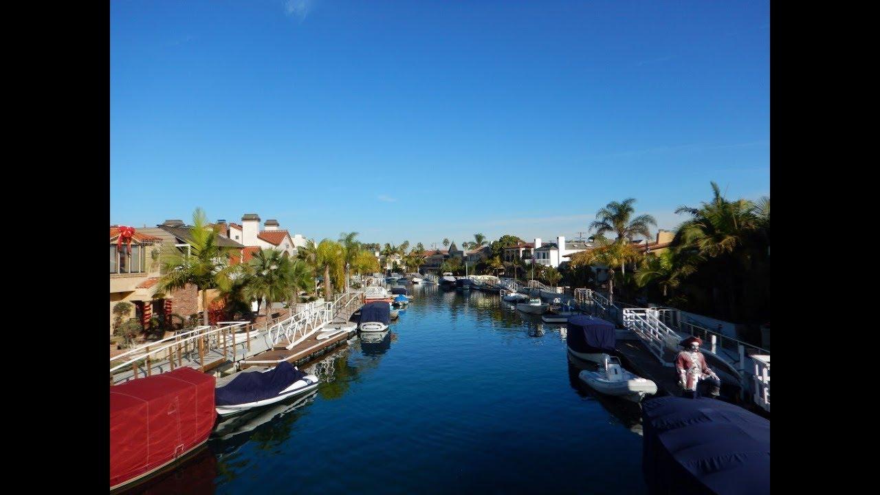 Naples Island Long Beach California