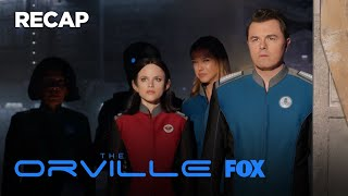 Mission: If Stars Should Appear | Season 1 Ep. 4 | THE ORVILLE