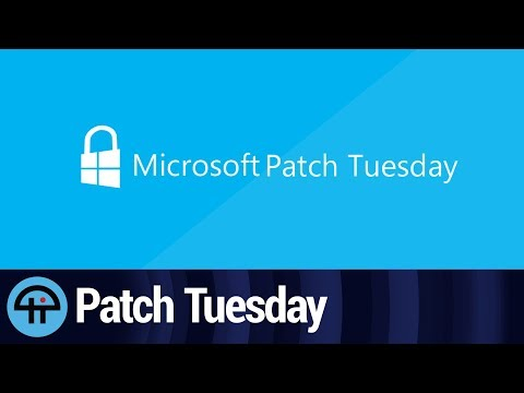 Patch Tuesday BROKE Windows