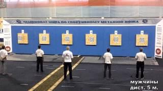 13й Чемпионат мира по спортивному метанию ножа