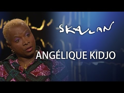 Angélique Kidjo Interview | Skavlan