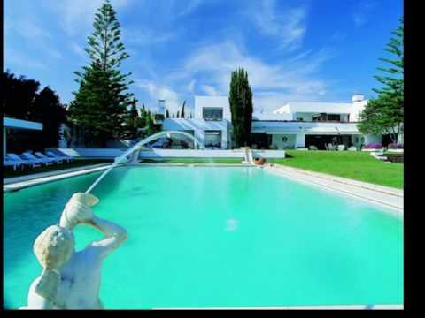 Marbella maison avec piscine espagne youtube for Piscine marbella