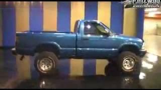 2002 Chevrolet S-10 pickup, custom!