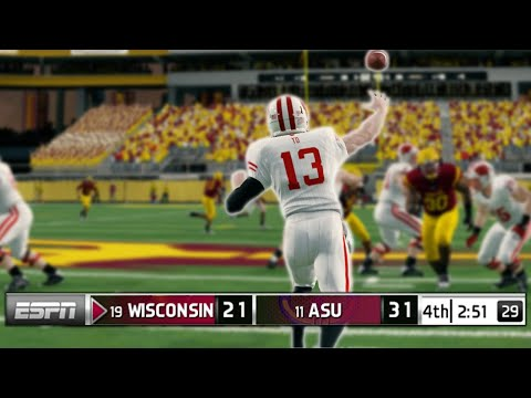 DOWN By 10 In The 4th! Can We COMEBACK? NCAA Football Road To Glory