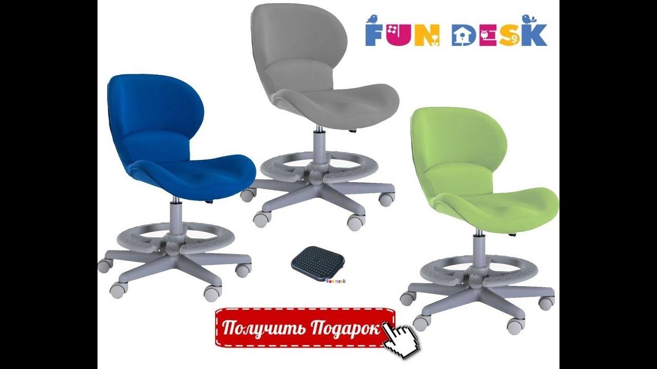Обзор офисного кресла Evolution EvoTop - YouTube