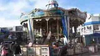 San Francisco: Authentic old carousel at Pier 39