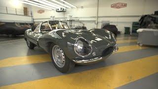 Jaguar XKSS: Resurrecting the Original Supercar