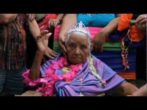 MAMA JUANA CEPEDA 100 ANOS, LA PENDA, LA VEGA, REPUBLICA DOMINICANA PARTE 1 DE 3