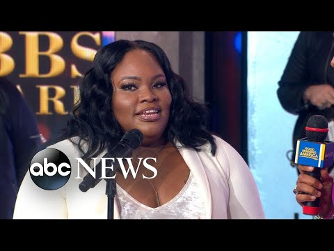 Tasha Cobbs Leonard on working with Nicki Minaj