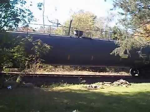 Backyard Trains