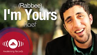 Video Raef - [Rabbee] I'm Yours (Jason Mraz Cover) download MP3, 3GP, MP4, WEBM, AVI, FLV Oktober 2017