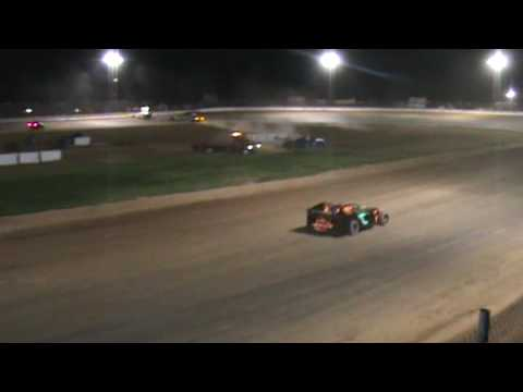 T5 Rollover Limited Mod Drew County Speedway