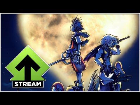 Level Up streamer Kingdom Hearts (opptak)