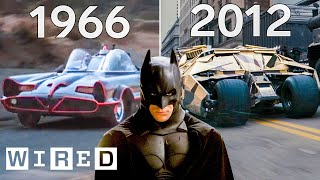 Every Batmobile From Movies & TV Explained | WIRED