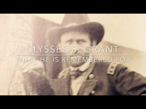 1 Minute History: Ulysses S. Grant