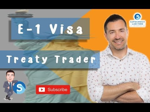 Case Study: How To Get An E-1 Visa Treaty Trader Without Actual Physical Trade?