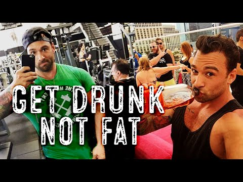 How to Drink Alcohol Without Compromising Your Progress - John Romaniello