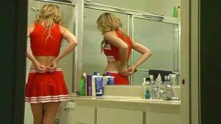 Cheerleader Shower Scene - Killer Pig Flick