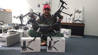 വീട്പണി മുതൽ കൃഷിപ്പണി വരെ ചെയ്യുന്ന ഡ്രോണുകൾ |  amazing drones ,DJI,PARROT, YUNEEC