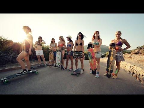 Endless Roads 2 - The Island (with Longboard Girls Crew)