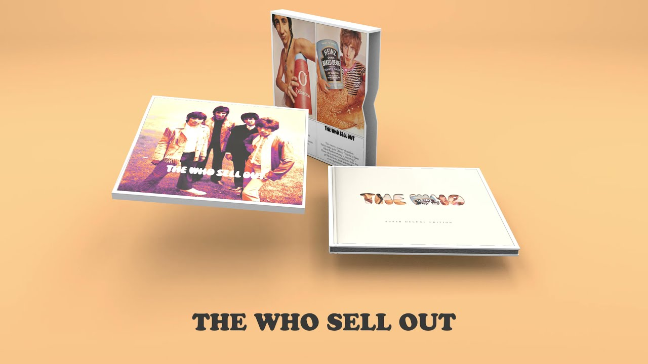 the who sell out - super deluxe edition