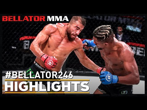 Highlights   Bellator 246: Archuleta vs. Mix   Bellator MMA