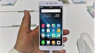 Vivo V5 Quick Hands on - 20MP Selfie Camera , 4GB Ram , Moon Light Flash | Greek Tech