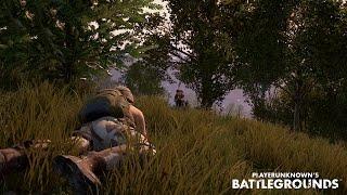 Playerunknown's Battlegrounds - #7 - Damn Border Guards