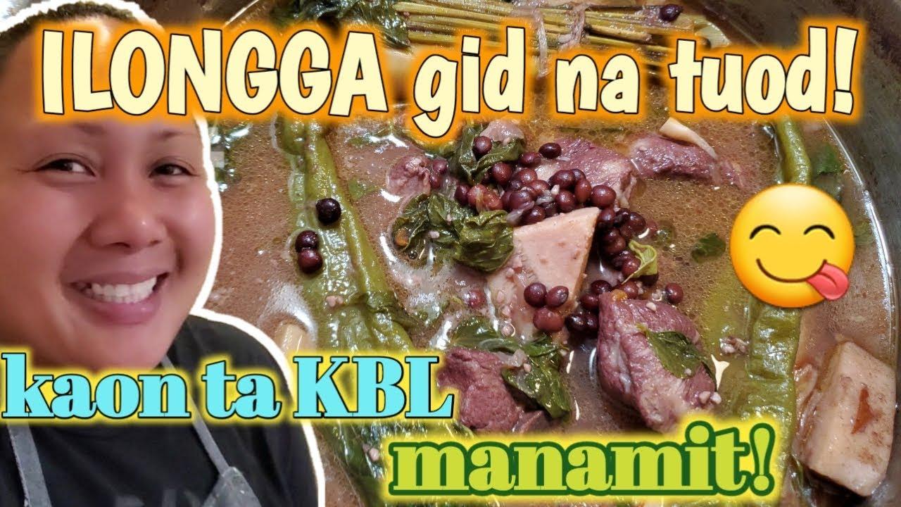 Download HOW TO COOK KADYOS BABOY LANGKA   KBL RECIPE