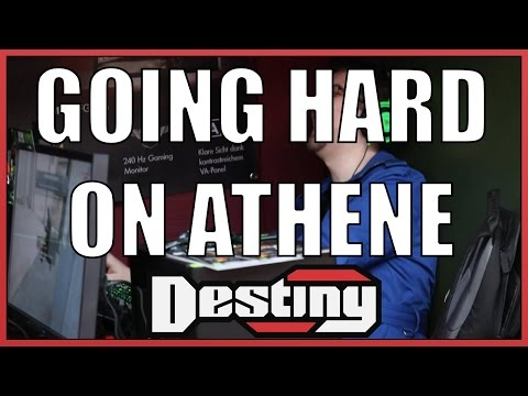 """Going HARD on Athene and his """"logic"""""""