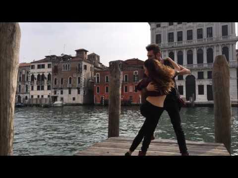 Benjamin & Céline - Zander Baronet - Loucura (feat. Shellsy Baronet) - Kizomba in Venise - Italy