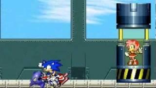 Sonic vs Eggman