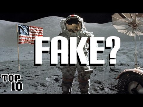 Top 10 Moon Landing Hoax Theories