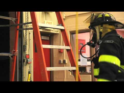 Colgate University students, faculty and staff volunteer as firefighters