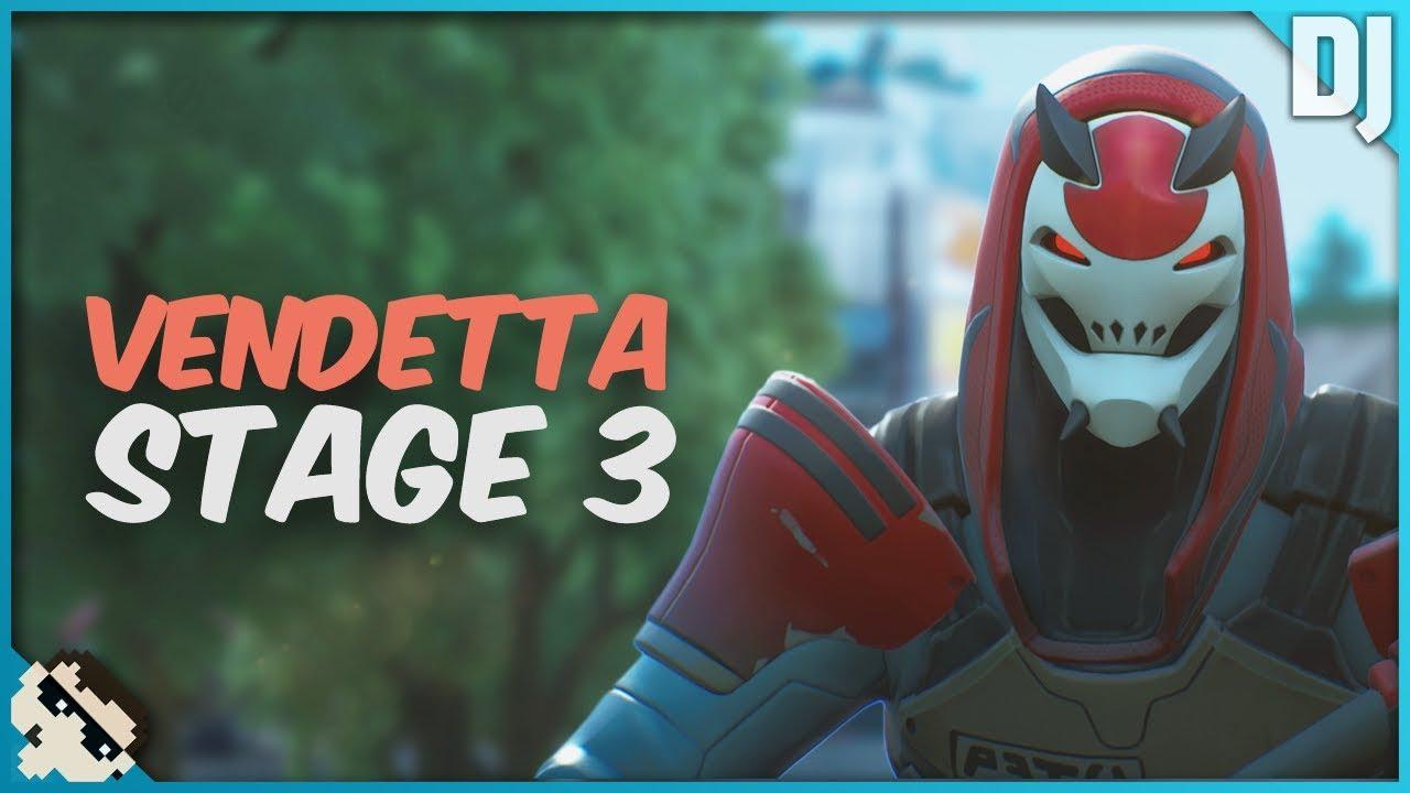 Download Vendetta Skin Stage 3: Suit Up Set - Season 9 Battle Pass! (Fortnite Battle Royale)