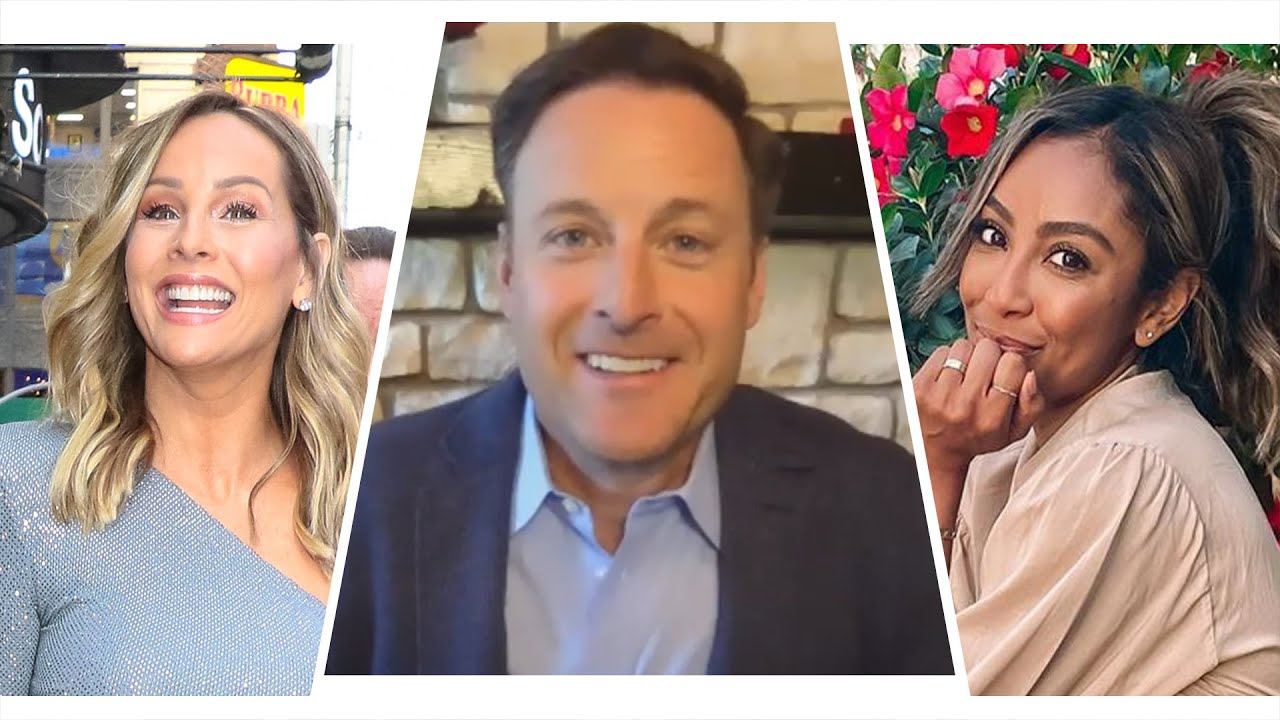 Chris Harrison on Clare Crawley's Ending and If Tayshia Adams is REALLY 'The Bachelorette'
