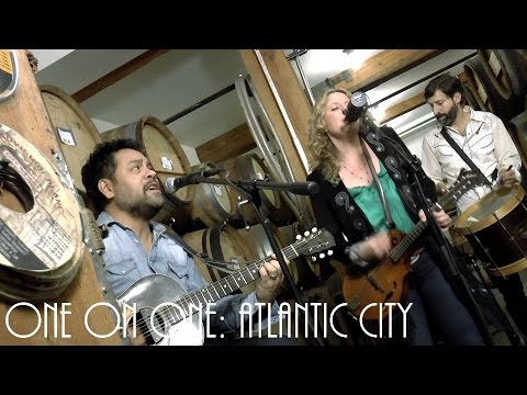 ONE ON ONE: Amy Helm - Atlantic City February 4th, 2015 City Winery New York