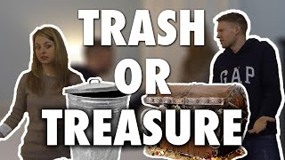 TRASH OR TREASURE? (Modern Marriage Moments)