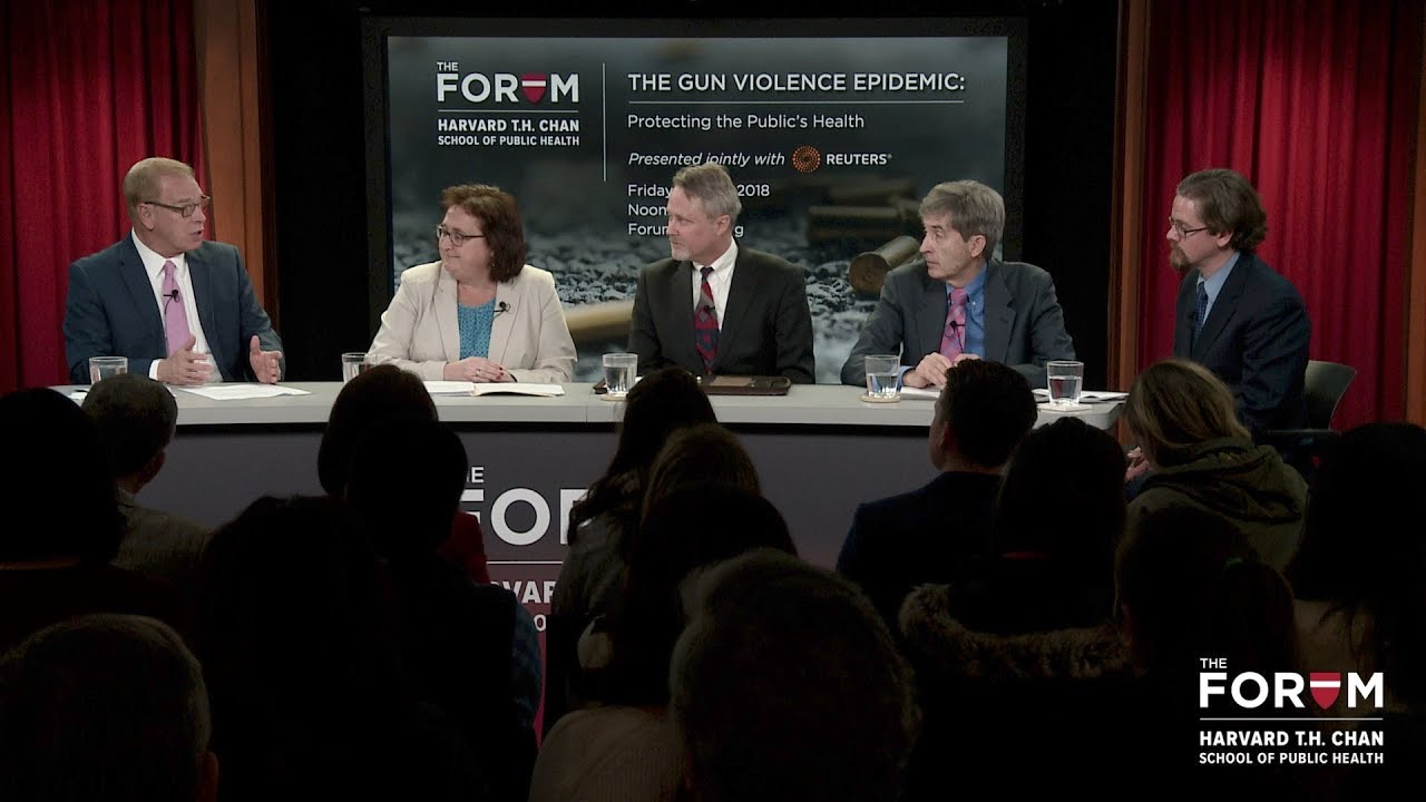Guns and public health: Applying preventive medicine to a national epidemic