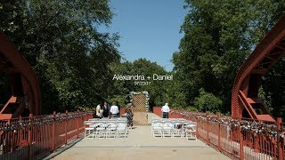 Alex + Daniel = Married | Kansas City Wedding Video
