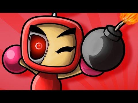 THE POWER OF THE RED BOMBERMAN! (Super Bomberman R) |