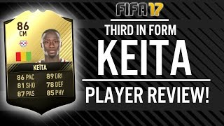 THIRD IN FORM NABY KEITA (86) PLAYER REVIEW! | FIFA 17 ULTIMATE TEAM(, 2017-03-01T21:34:48.000Z)