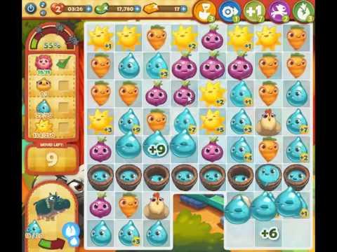 how to pass level 177 on farm heroes saga