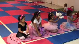 Ayra's Ballet dance performance